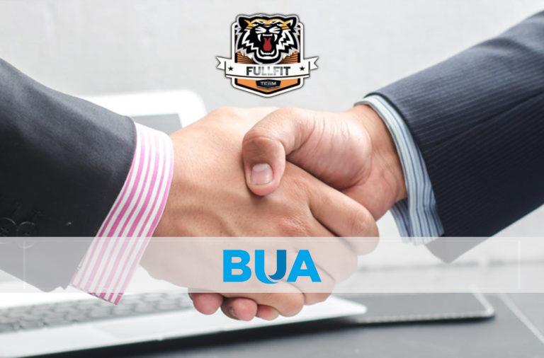 Nuevo acuerdo con Centro de Entrenamiento Integral FULLFIT TEAM