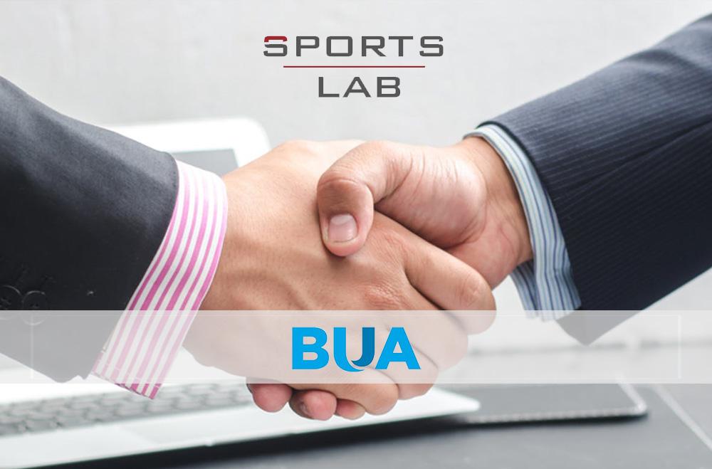 Sportslab y BUA logran acuerdo