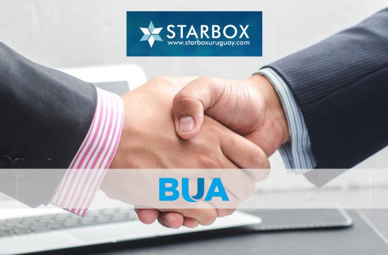 Sumamos un nuevo convenio: Starbox